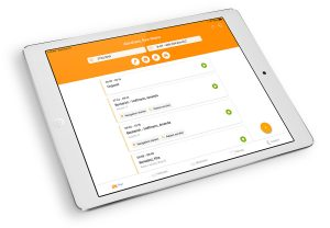 HyCare smart:office tablet